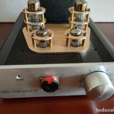 Radios antiguas: AMPLIFICADOR VALVULAS DE AURICURALES LITTLE DOT MK IV 4 SE PRE-AMP * COMO NUEVO* AUDIOFILOS LP-CD. Lote 269985088