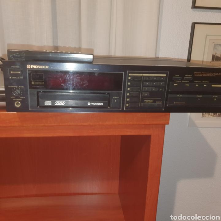 REPRODUCTOR CDS PIONER CARGA 6 DISCOS (Radios, Gramófonos, Grabadoras y Otros - Amplificadores y Micrófonos de Válvulas)