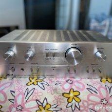 Radio antiche: AMPLIFICADOR AKAI AM-2250 - FUNCIONANDO. Lote 272634213
