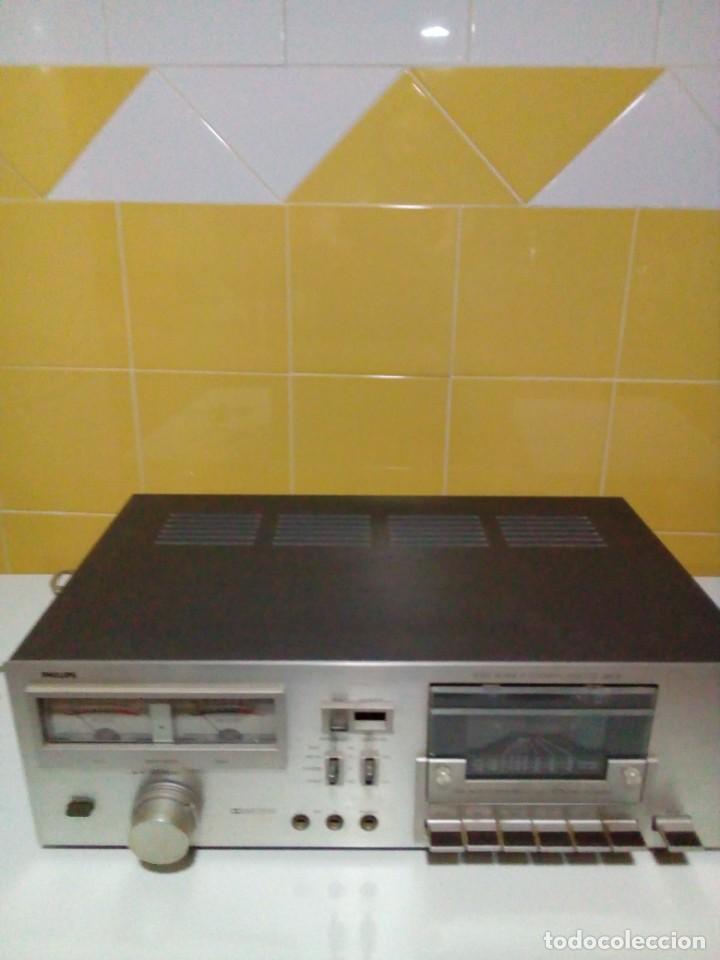 PHILIPS N5151 MARK II HI-FI PLETINA VINTAGE DE ALTA GAMA (Radios, Gramófonos, Grabadoras y Otros - Amplificadores y Micrófonos de Válvulas)