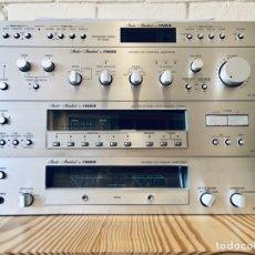 Radio antiche: EQUIPO HIFI VINTAGE FISHER STUDIO STANDARD. Lote 274240318