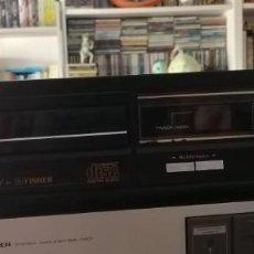 Radios antiguas: REPRODUCTOR CD - FISCHER AC931R - AÑO 1987 -. Lote 274526343