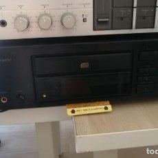 Radio antiche: REPRODUCTOR CD - PIONEER PD 8500 -CABLES Y MANDO - NECESITA REPASO- POSIBLE FALLO ELECTRICO. Lote 274526418
