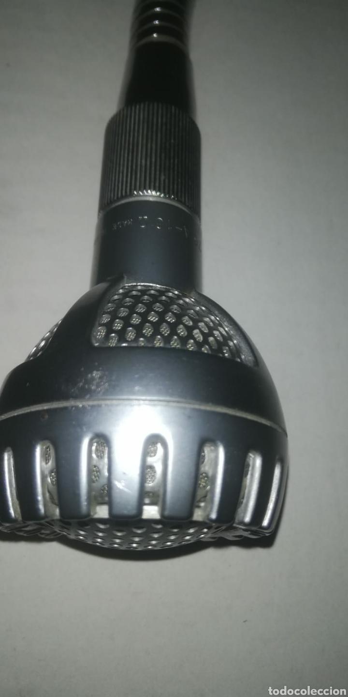 Radios antiguas: Micrófono MELODIUM - Foto 5 - 275022108