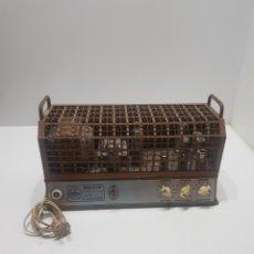 Radios antiguas: ANTIGUA OPTIMUS RADIO MODELO-135. Lote 275051848