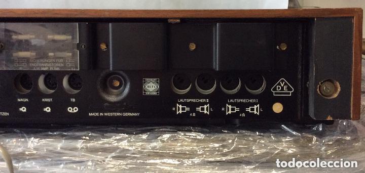 Radios antiguas: AMPLIFICADOR VINTAGE IMPERIAL HIFI 2800 ,IDEAL COLECCIONISTAS - Foto 4 - 275324558