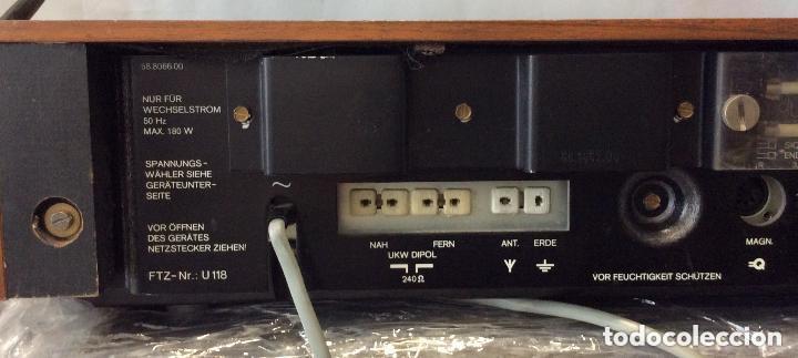 Radios antiguas: AMPLIFICADOR VINTAGE IMPERIAL HIFI 2800 ,IDEAL COLECCIONISTAS - Foto 5 - 275324558