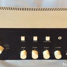 Radios antiguas: AMPLIFICADOR DE FABRICACIÓN ESPAÑOLA VIETA UNO DÉCADA DE LOS AÑOS 70. Lote 275324868