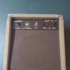 Radios antiguas: AMPLIFICADOR MARATHON MAX 11. Lote 275598208