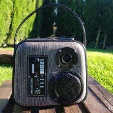 Radios antiguas: MALETA MUSICAL VINTAGE35 WATIOS. Lote 275865418
