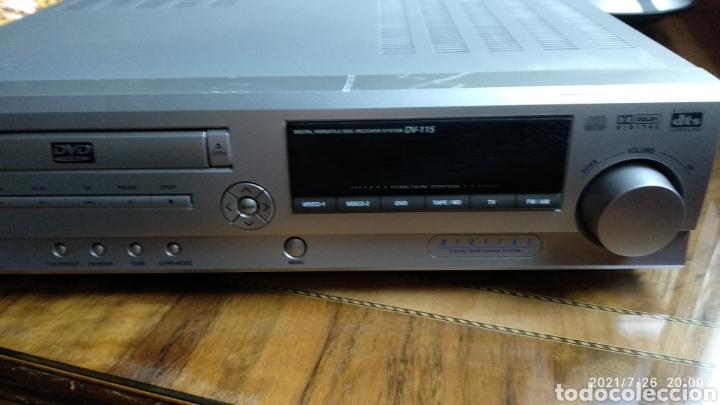Radios antiguas: Amplificador daewoo dv115 - Foto 3 - 277521188