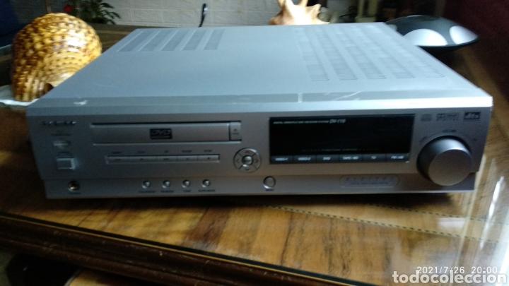 AMPLIFICADOR DAEWOO DV115 (Radios, Gramófonos, Grabadoras y Otros - Amplificadores y Micrófonos de Válvulas)