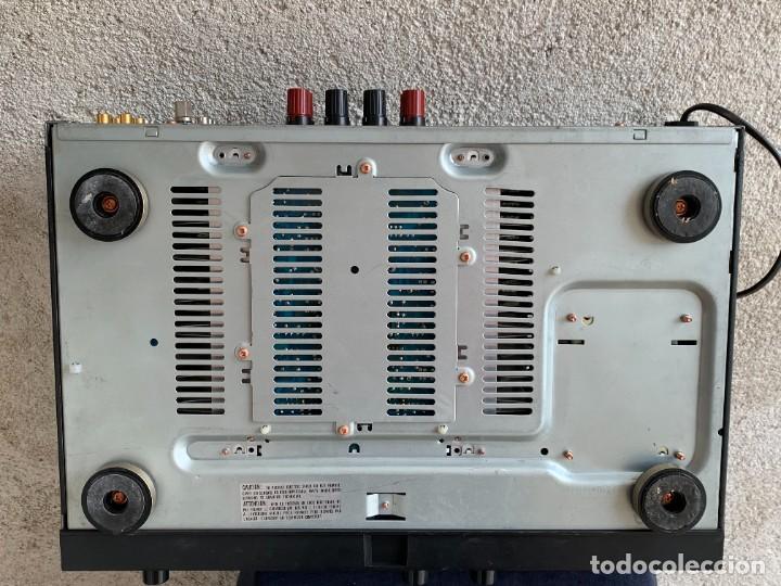 Radios antiguas: AMPLIFICADOR MARANTZ 74PM42/00B ESTEREO AMPLIFIER MADE IN JAPAN 12X41X28CMS - Foto 17 - 283627673