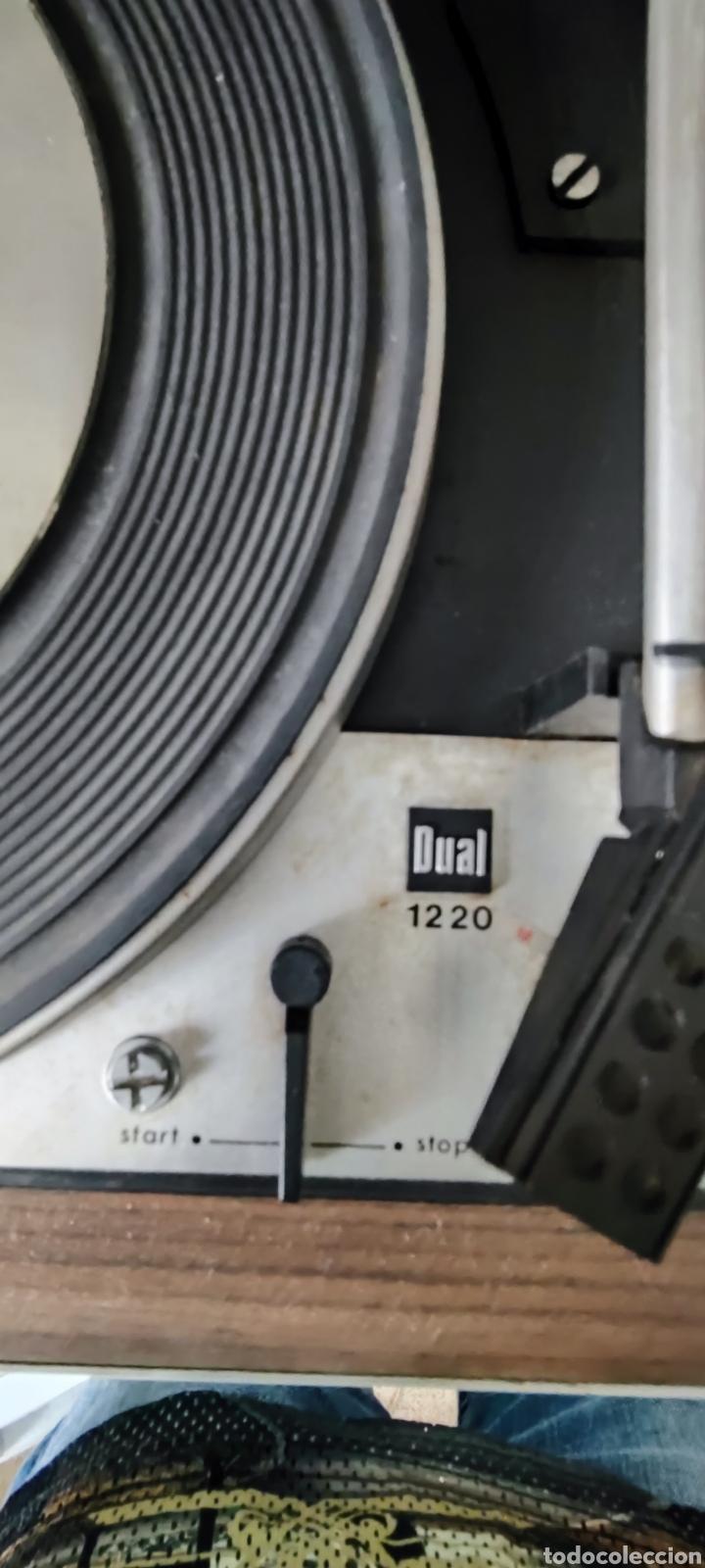 Radios antiguas: Radio Tocadiscos Bettor , Dual12 20 - Foto 7 - 284277578