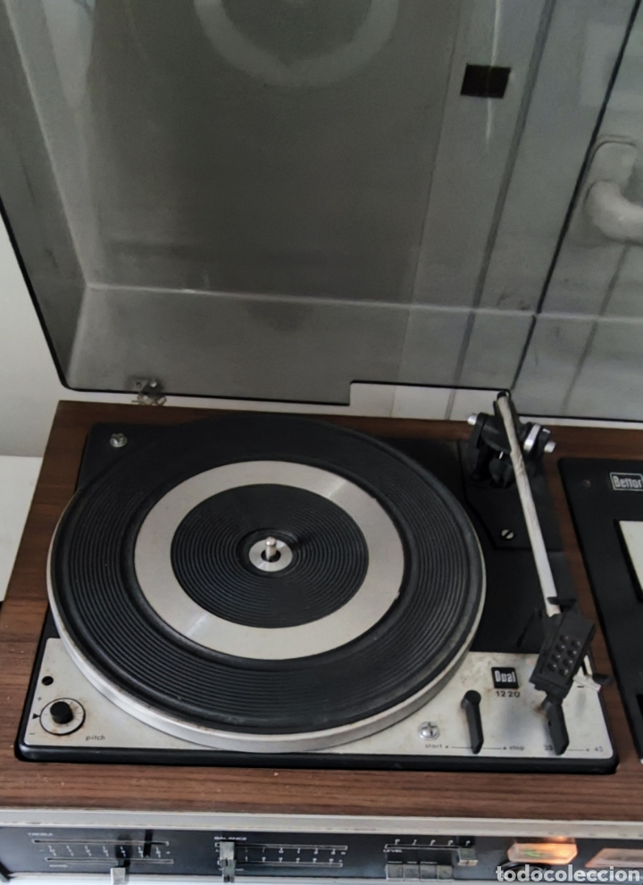 Radios antiguas: Radio Tocadiscos Bettor , Dual12 20 - Foto 8 - 284277578