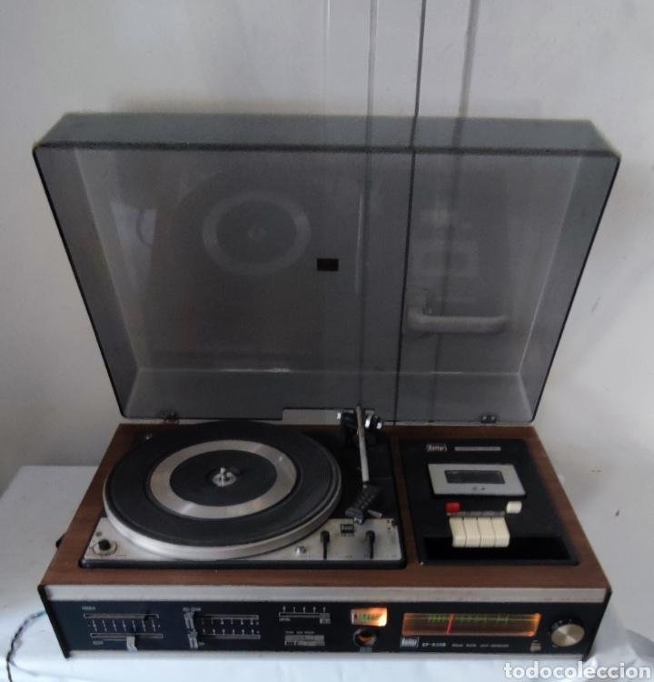 RADIO TOCADISCOS BETTOR , DUAL12 20 (Radios, Gramófonos, Grabadoras y Otros - Amplificadores y Micrófonos de Válvulas)