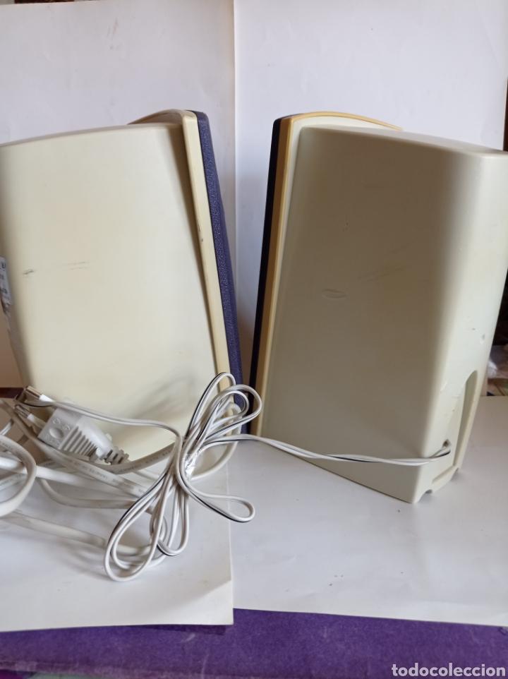 Radios antiguas: PAREJA DE ALTAVOCES / GENIUS / KYE SYSTEMS CORP / MODELO N, SP -K06 - Foto 5 - 285402783