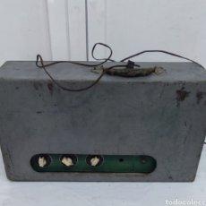 Radios antiguas: AMPLIFICADOR AÑOS 50. Lote 286513103