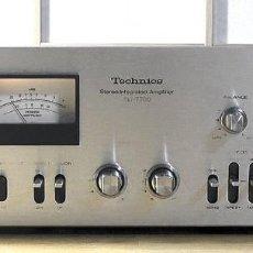 Radios antiguas: AMPLIFICADOR TECHNICS SU 7700 - MADE IN JAPAN. Lote 287309193