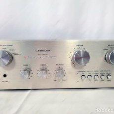 Radios antiguas: AMPLIFICADOR TECHNICS SU-7600 - MADE IN JAPAN. Lote 287309823