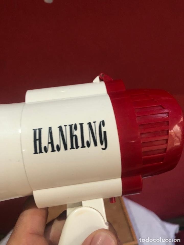 Radios antiguas: megafono hanking en buen estado y funcionamiento. Ver fotos - Foto 6 - 287475568