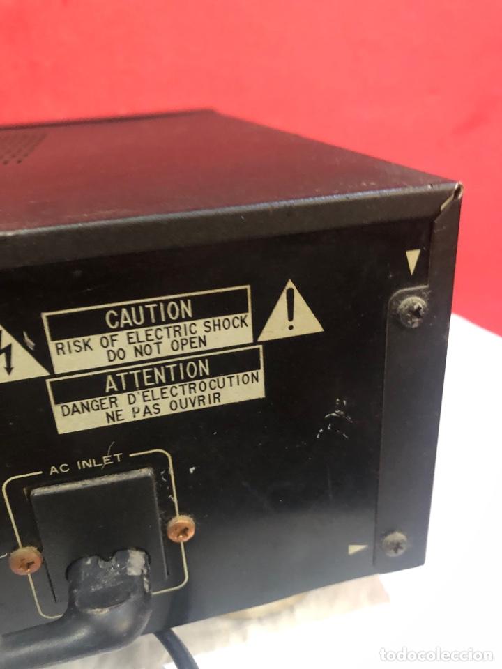 Radios antiguas: AMPLIFICADOR PIONEER STEREO modelo A-305R . Junio 1996 .Ver fotos - Foto 3 - 288361513