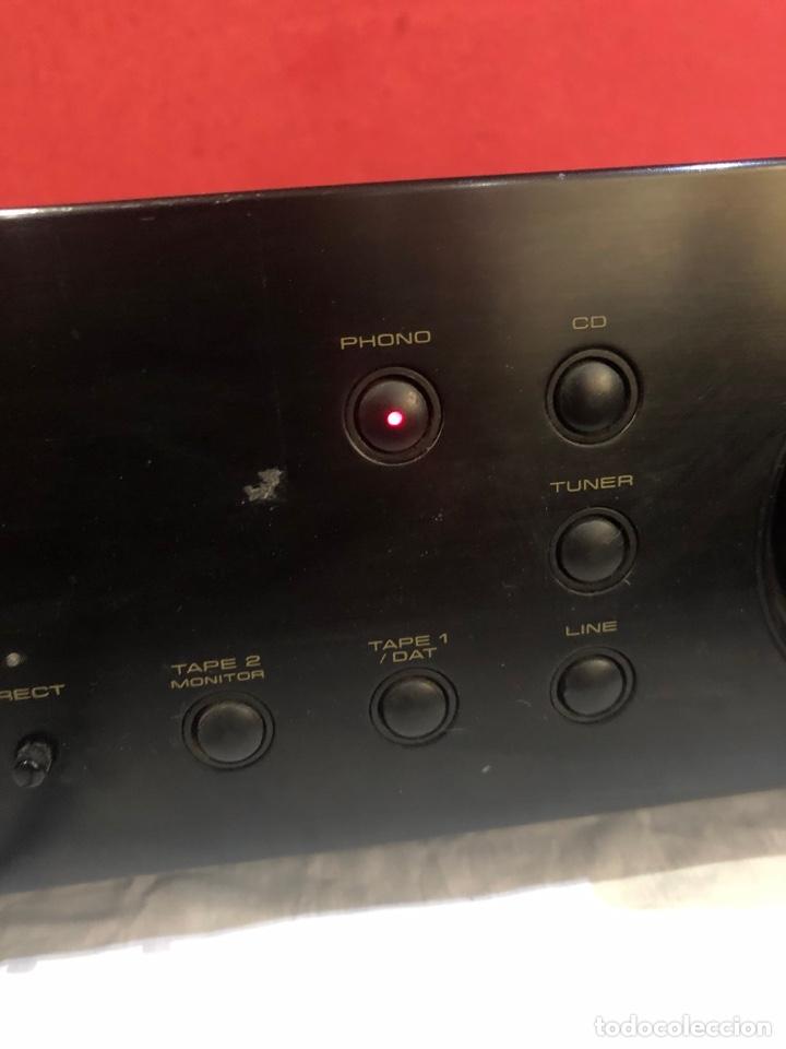 Radios antiguas: AMPLIFICADOR PIONEER STEREO modelo A-305R . Junio 1996 .Ver fotos - Foto 6 - 288361513