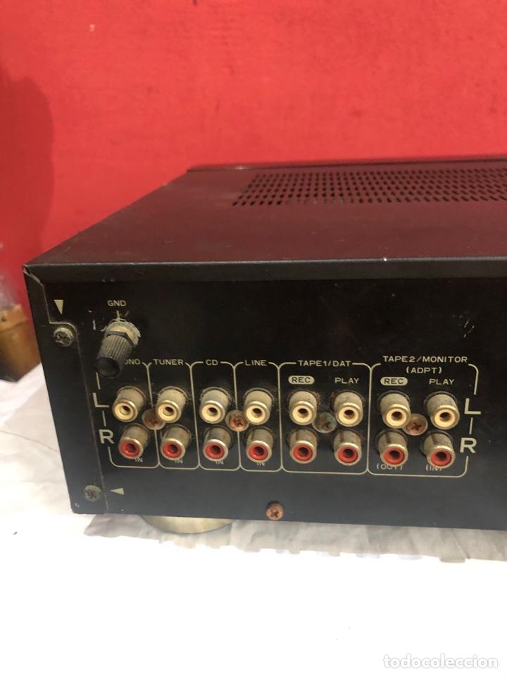 Radios antiguas: AMPLIFICADOR PIONEER STEREO modelo A-305R . Junio 1996 .Ver fotos - Foto 10 - 288361513