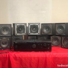 Radios antiguas: DENON PMA-100M MAS 11 ALTAVOCES WUNDERTON. Lote 293350943