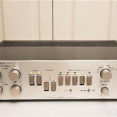 Radios antiguas: AMPLIFICADOR STEREO LUXMAN L-116A - GRAN SONIDO - IMPECABLE. Lote 293822388