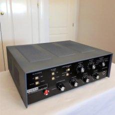 Radios antiguas: AMPLIFICADOR ESTÉREO A VÁLVULAS VIETA A-215 - MUY BUENO. Lote 295594848