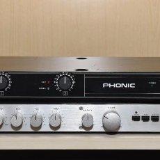 Radios antiguas: PREAMPLIFICADOR Y ETAPA DE POTENCIA. Lote 295823198