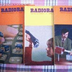 Radios antiguas: RADIORAMA. Lote 26155601