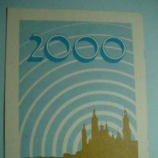 Radios antiguas: 6577 QSL CARD TARJETA RADIO ESPAÑA SPAIN MIRA MAS EN MI TIENDA TC COSAS&CURIOSAS. Lote 4493095