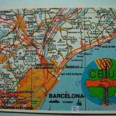 Radios antiguas: 7893 ESPAÑA SPAIN QSL CARD RADIOAFICIONADO - MAS EN MI TIENDA COSAS&CURIOSAS. Lote 4713524