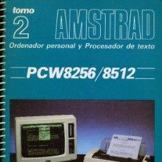 Radios antiguas: PCW 8256 / 8512 TOMO 2. Lote 26720240
