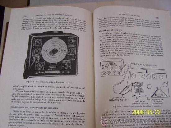 Radios antiguas: MANUAL PRÁCTICO DE RADIO REPARACIONES-WILLIAM MARCUS Y ALEX LEVY-1960-TRA: ADOLFO DE MARCO. - Foto 6 - 23827404