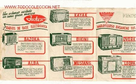 Radios antiguas: - Foto 2 - 26113066