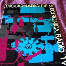 Radios antiguas - DICCIONARIO DE ELECTRONICA RADIO Y TV-AFHA - 28433796