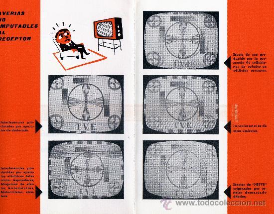 Radios antiguas: MANUAL DE INSTRUCCIONES TV MARCONI AÑOS 60 - Foto 4 - 13563850