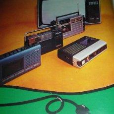Radios antiguas: PUBLICIDAD DE RADIOLA.. Lote 14053376