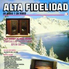 Radios antiguas - REVISTA ALTA FIDELIDAD Nº 29 - 26933012