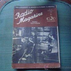 Radios antiguas - Revista de radio Radio Magazine. - 17765121