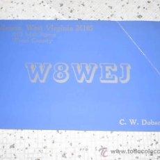 Radios antiguas: TARJETA POSTAL RADIOAFICIONADO 1988 VIENA AÑADELA A TU COLECCION . Lote 21521258
