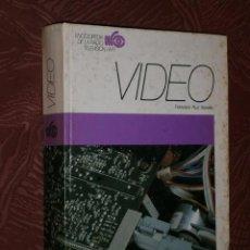 Radios antiguas: VIDEO POR FRANCISCO RUIZ VASSALLO DE CEAC EN BARCELONA 1993 3ª EDICIÓN. Lote 26614342