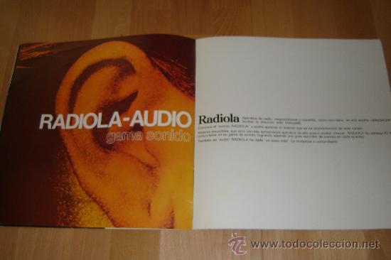Radios antiguas: catalogo radiola 1976.television ,radio,transistores,magnetofonos. - Foto 6 - 27551727