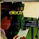 Radios antiguas: ELECTRICIDAD AFHA V : CANALIZACIONES, LÍNEAS, TELECOMUNICACIONES ALÁMBRICAS (1965). Lote 27955138