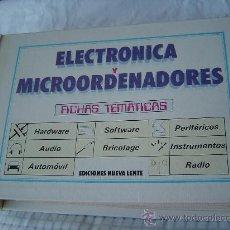 Radios antiguas: ELECTRONICA Y MICROORDENADORES. Lote 129185983