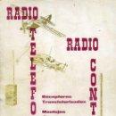 Radios antiguas: RADIO TELEFONOS RADIO CONTROL - RECEPTORES TRANSISTORIZADOS Y MONTAJE DE EMISORAS(JANZER, 1967). Lote 29266848