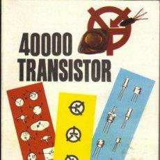 Radios antiguas - Libro 40000 transistor...sanna - 29596781